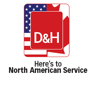 Here's to North American Service