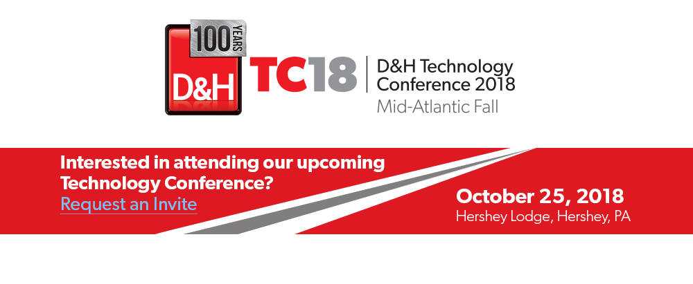 DHTC18: Mid-Atlantic Fall - Interested in attending our upcoming conference? Request an invite! October 25, 2018 - Hershey Lodge, Hershey, PA