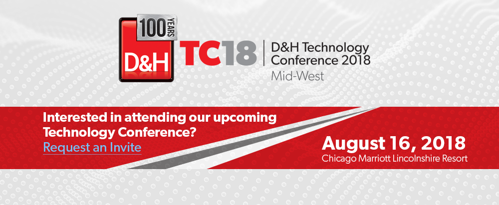 DHTC18: Mid-West - Interested in attending our upcoming conference? Request an invite! August 16, 2018 - Chicago Marriott Lincolnshire Resort