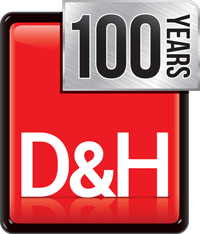 D&H Distributing: 100 years