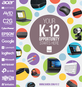 Your K-12 Opportunity Starts Here