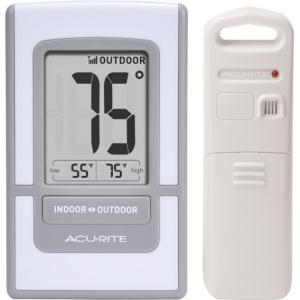 Acu Easy Read Wrls Therm