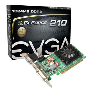 GeForce 210 SDDR3 1024MB