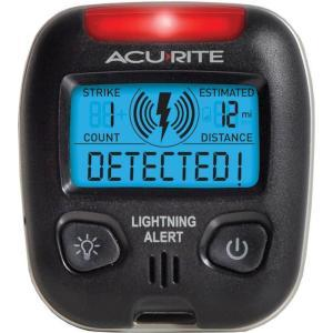 AcuRite Port Lightning Detectr