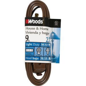 WW 9' Cube Tap Extension Cord