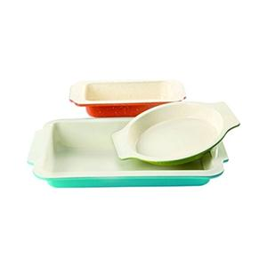 GH Bakeware Set Ceramic 3pc