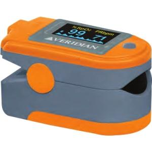 Veridian Healthcare 11-50DP Premium Pulse Oximeter main image