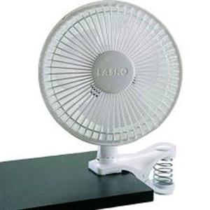 Lasko 2004W Clip Fan 152 Mm Diameter Blade Span 2 Speed Settings Plastic White