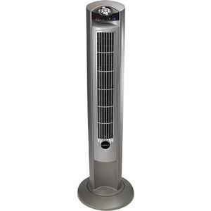 Lasko 2551 Wind Curve Platinum Tower Fan With Remote Control Fresh Air Ionizer at Sears.com