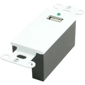 USB Superbooster Wall Plate