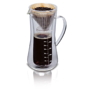 HB Pour Ovr Coffee Set 17oz
