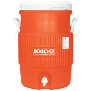Igloo 5 Gallon Seat Top Water Jug without Cup Dispenser