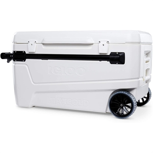 100 Qt Glide Wheeled Ice Chest