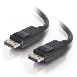 6ft DisplayPort Cable M M Blk