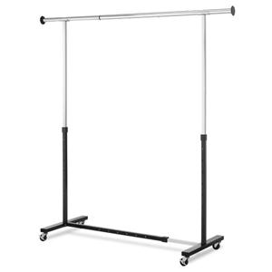 Expandable Garment Rack Chrome