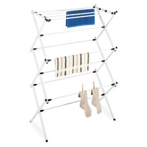 Folding Drying Rack White