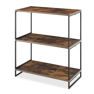 MODERN INDUSTRIAL 3 TIER SHELF