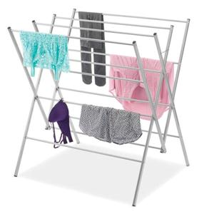 Oversized Drying Rack Silver