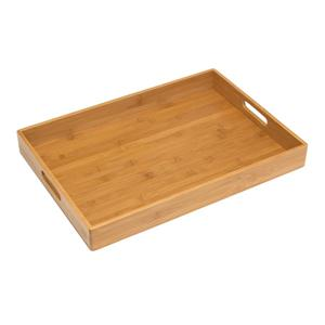 Bamboo Serving Tray Solid