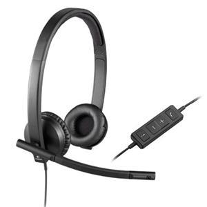 USB Headset H570e Stereo