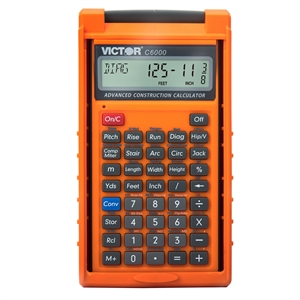 C6000 Advanc Construction Calc