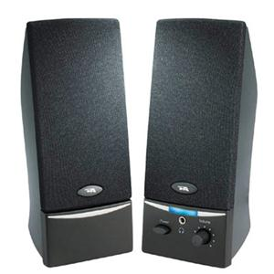 2.0 Black Speaker System