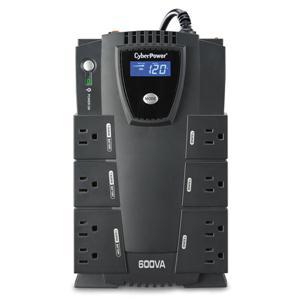 600VA CP LCD UPS
