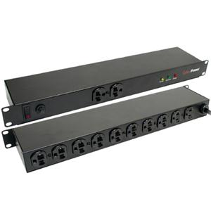 12 Outlet 20A RM Surge Strip