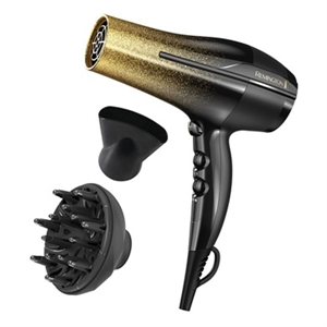 Ionic AC Prof Hair Dryer Gold