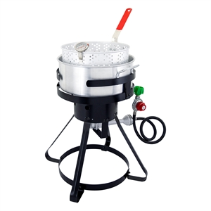 10.5qt Wing And Fish Fryer Kit