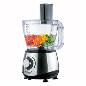 12 Cup Food Processor SS