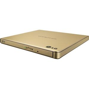 Ext 8x Slim USB DVDRW Gold