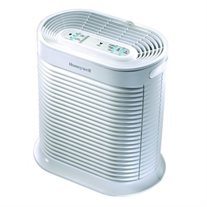 True HEPA  Air Purifier White