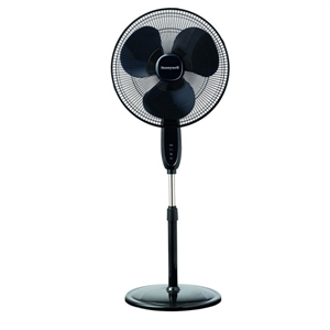 16INCH Stand Fan Double Blade Blk