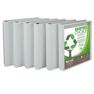 "EarthsChoice ViewBind W 1"" 6pk"