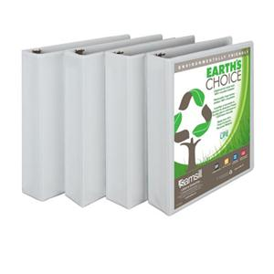 "EarthsChoic ViewBind  1.5"" 4pk"