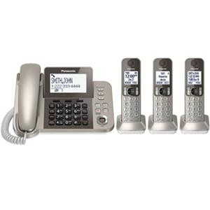 Corded Phone w3 Cordless Hdset