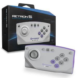 RetroN5 BT Wrlss Ctrllr Gray