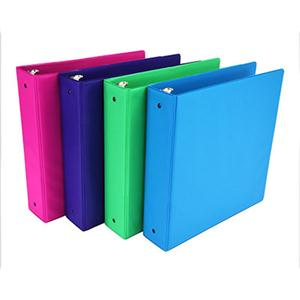 "Fashion Binder 2"" Assrt 4pk"