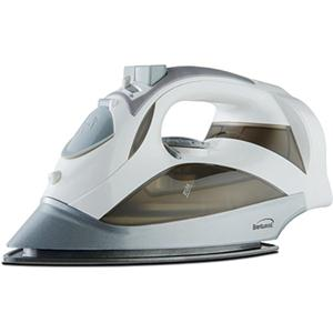 Power Steam Iron Nonstick Wht