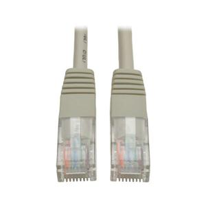 75' Cat5E Snagless Patch Gray