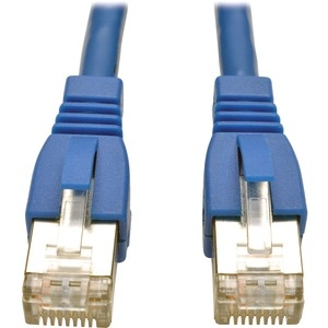 Cat6 Cat6a Shield 14' Blue