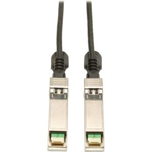 0.5M SFP Plus Copper Cable Blk
