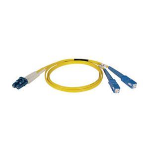 2M Duplex LC/SC 8.3/125 Fiber