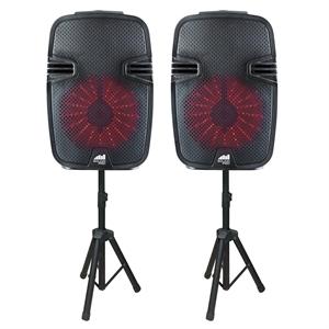 Dual BT Speakers