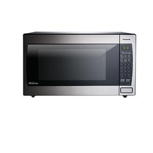 Panasonic NN-SN966SR 2.2 Cu. Ft. Microwave Oven image