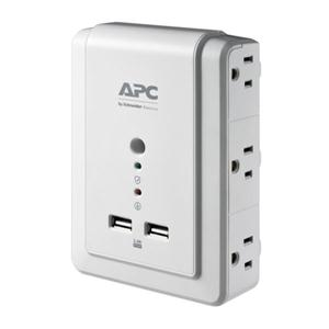 Surge Arrest 6 Outlet Wall