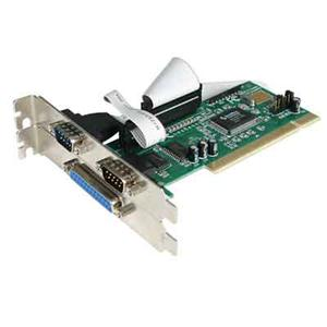 PCI Parallel Serial Combo Card