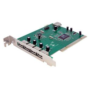 7 Port PCI USB Adapter Card