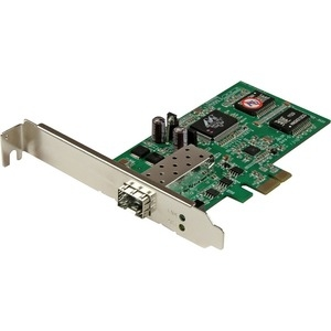 PCIe SFP Fiber Network Card